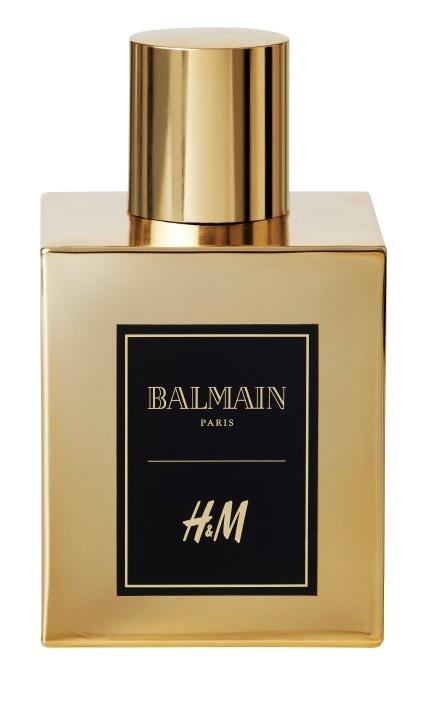 Balmain x H&M_Perfume